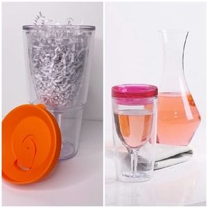 TERVIS Wine Tumbler with Lid Wine To Go Goblet